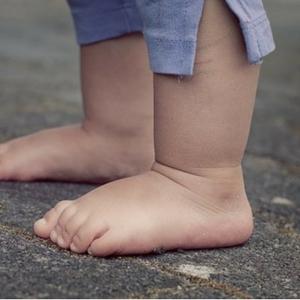 Jak správně změřit dítěti nohu?